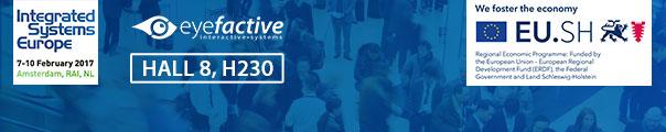 Event: eyefactive & 3M auf der ISE 2017