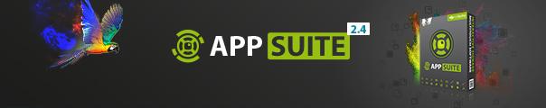Event: AppSuite Update 2.4 verfügbar