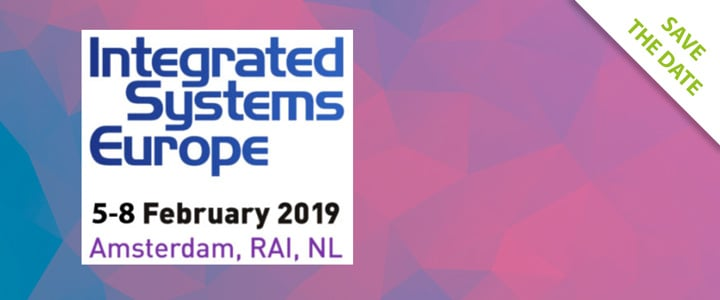 Save the date: eyefactive auf der ISE 2019 2