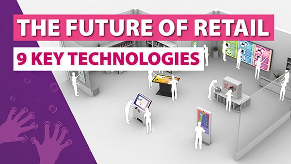 Whitepaper: The Future of Retail - 9 Key Technologies 2