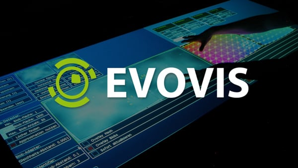 Technology: MultiTouch Tracking-Engine EVOVIS