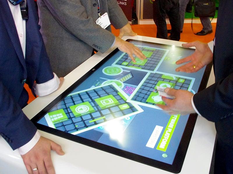 Multitouch Screen Tisch Alpha Kaufen Amp Mieten