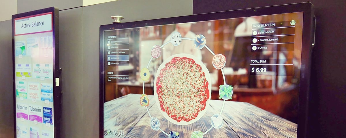 Multitouch Screen Displays