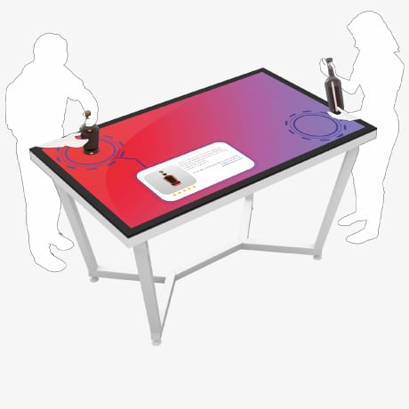 Touchscreen Table A