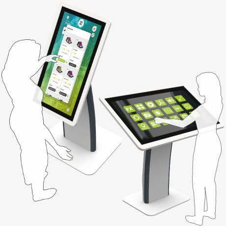 Multi Touch Screen Terminal PHOENIX LR 01