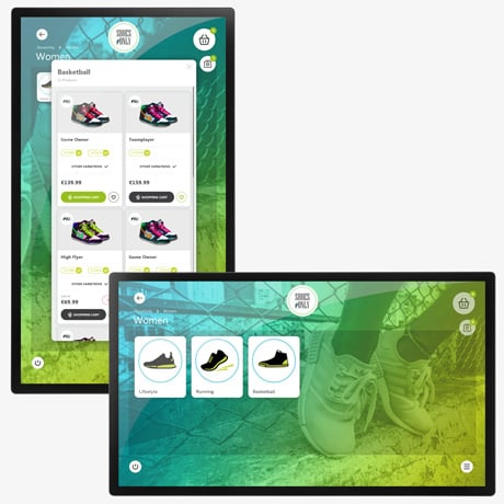 Omni-Channel Touchscreen Software for Retail & POS