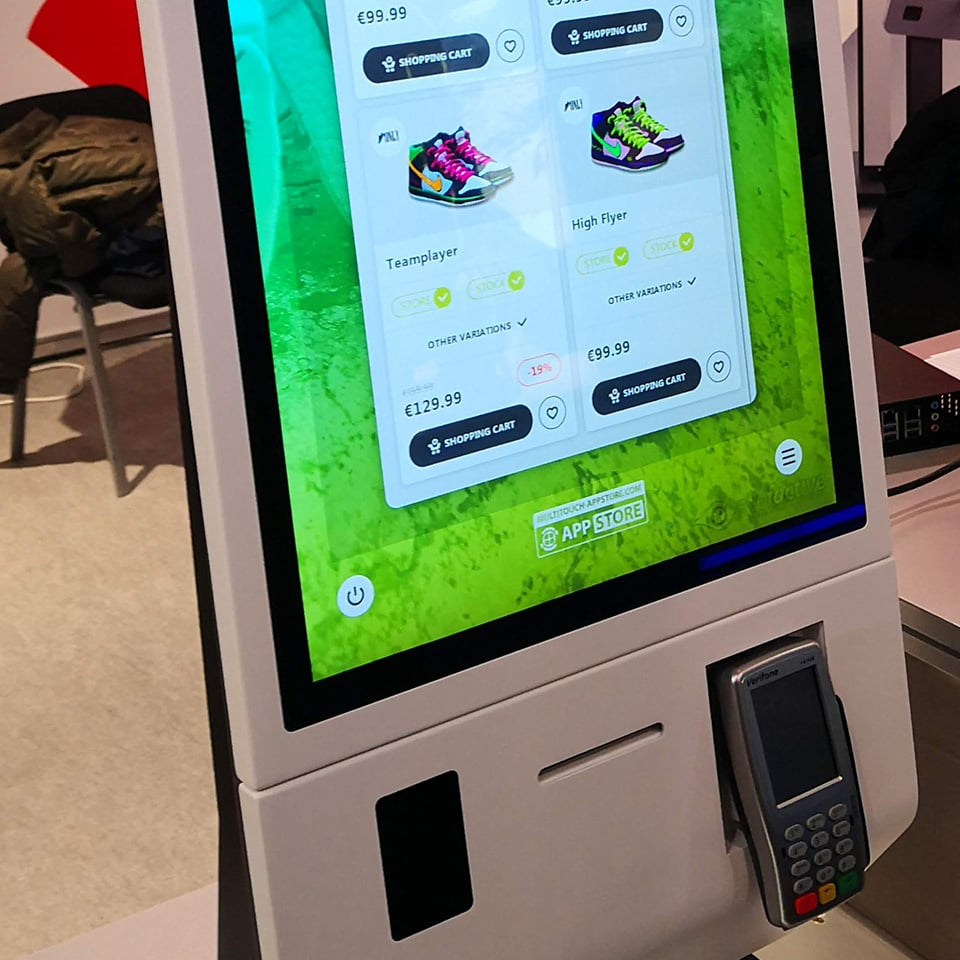 Why Touchscreen Omni-Channel Software for Retail?