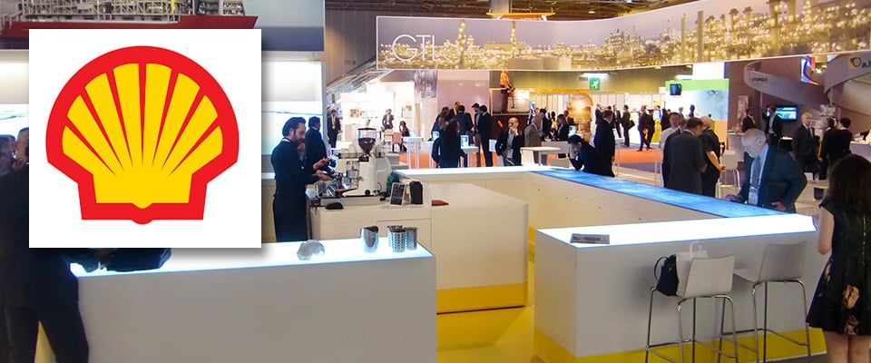 Shell uses two XL multitouch tables as international exhibition highlights