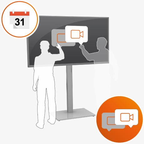 Interactive virtual product presentation: Touchscreen Hardware, Software, Technologies