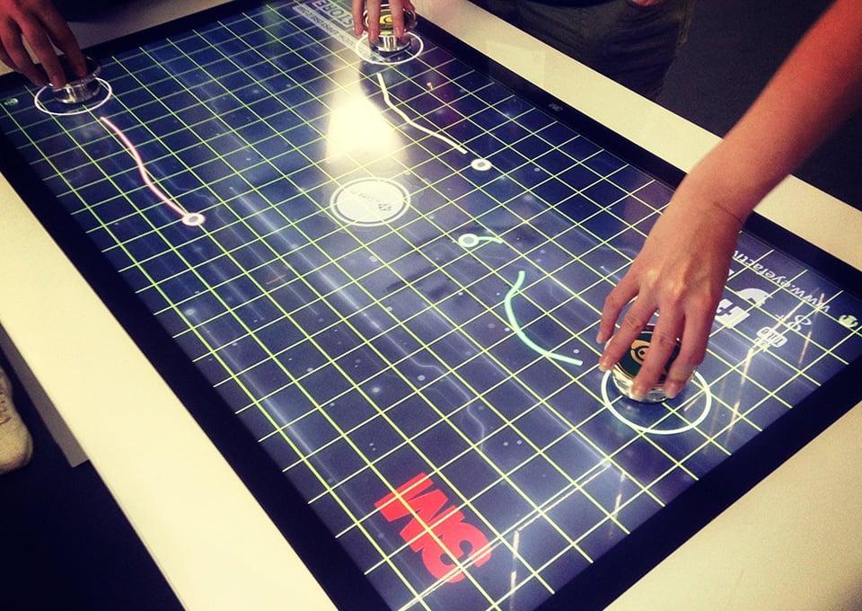 Interactive Spiele
