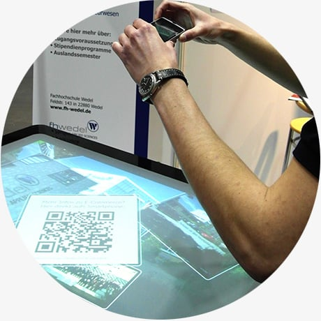 Innovative Technologien: RFID, NFC, QR-Codes