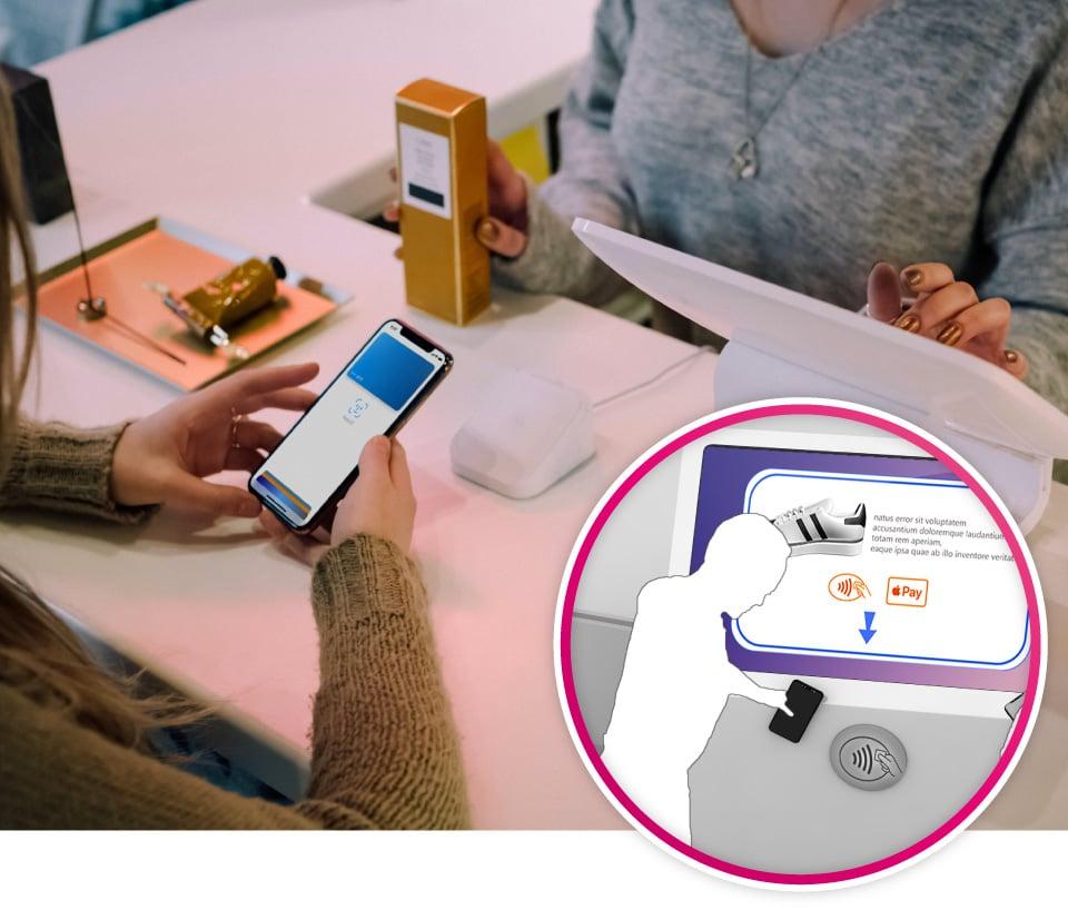 Kontaktlose mobile Zahlungen werden zur neuen Norm für Retailer