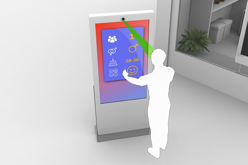 Facial Recognition for Retail Analytics