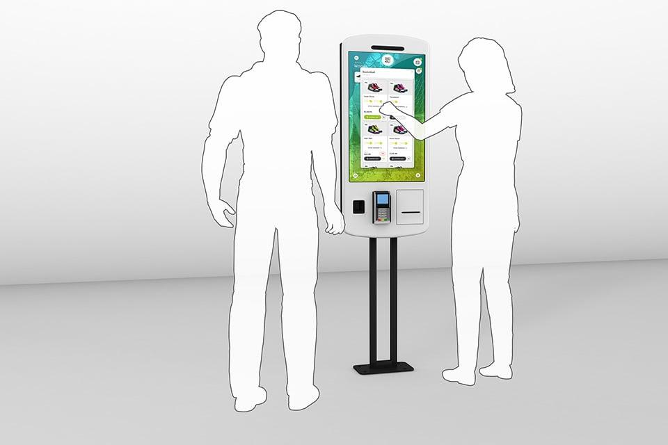 Self-Order Kiosks